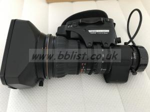 Fujinon ZA 17 x 7.6 HD Lens
