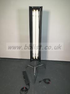 Kobold Lumax by Bron 2b 4ft with Kino flo tubes