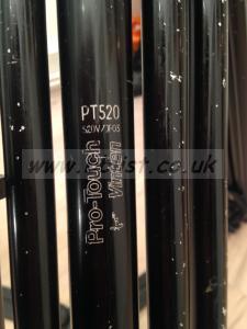 Vinten Pro-Touch Tripod PT520, Pro 5 Head