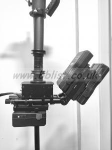 Sachtler Artemis Cine HD Steadicam sled