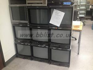 WANTED: ANY TYPE OF CRT PRO/BROADCAST CRT MONITORS JOB LOTS