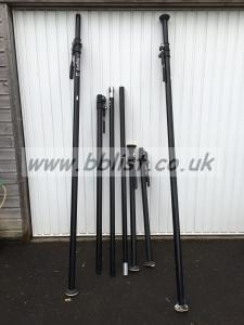 Selection of Manfrotto Extendable Lighting Autopoles