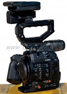 Canon C300 EF Mark 2 EOS Cinema camera. VGC. 220 hours.