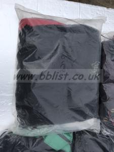 12'x12' black net 2 stops new condition
