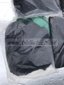 12'x12' black net 1 stop (green) new condition