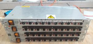 4x Tektronix MDU-10F Power Distribution Racks