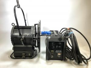 Lightstar 2.5k HMI with 2.5/4k electronic ballast