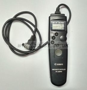 Canon TC-80N3 Timer Remote Controller (used)