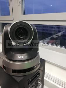 NewTek NDI PTZ / Lumens vc-a50p