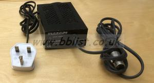 A quality lightweight 12v location camera power supply