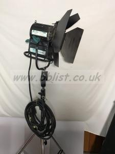 Strand 575w fres msr lamp complete with ..