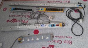 5x Olson Rack Power Distribution MDU Strips