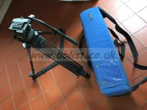 Vinten Vision 100 Tripod System with Fluid head and bag
