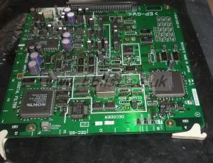 Sony BKDW-506 DEC-65 Analog Board for DVW Recorders