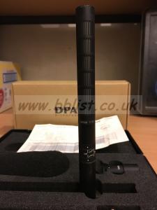 DPA 4017mk2 shotgun mic (like current DPA4017B, see details)