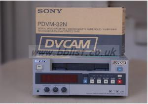 DSR40 DVCam vtr for sale