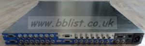 Axon Synapse 4x Channel Dolby Digital Encoder Rack