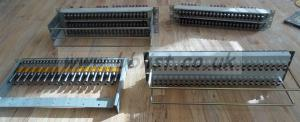 7x 3G/HD/SD Video Patch Panels Lot