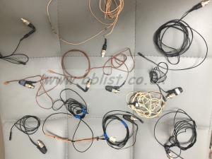 Sennheiser Lav microphones x 12
