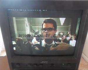2x JVC 10inch Colour TM series Broadcast Monitors