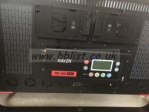 Rayz 7 MC 400 2x1 panel