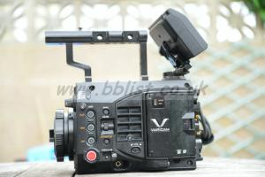 Panasonic Varicam Body Kit with EXTRAS EF Mount fitted as standard, comes with optional extra PL mount which can be fitted by the end user very easily. We can fit it for you before sending or collection.