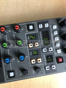 Sony RCP 720 remote paint/ control panel