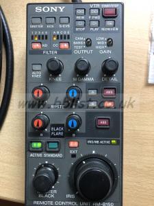 Sony RM-B150 camera remote control panel