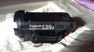 Aputure 120d LED Light