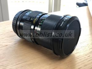 Canon FDn / EF Mount 35-105mm F3.5