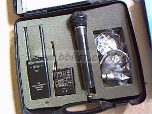 Micron Explorer kit. 2x transmitters and receiver etc..