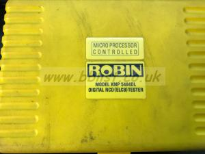 Robins digital RCD Tester