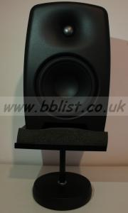 Genelec M040 Studio Monitor (pair with ISOpads & table stand