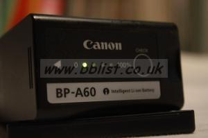 Original Canon Battery BP-A30 EOS C200/C300 Mark II/XF-705