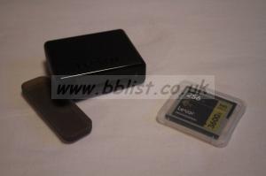 Original Lexar 2600x CFast 2.0 256Gb with USB 3.0 Card Reade