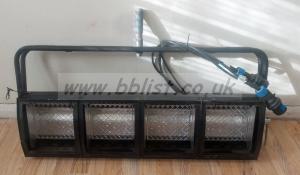 James Thomas 4x500Watt Celling Studio Broadcast Lights(Ref-2