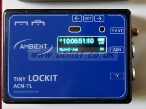 Ambient ACN-TL Tiny Lockit Box