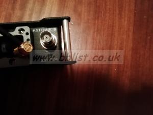 PSC RF Sixpack + 3x Wisycom superslot adapters