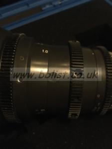 Canon 11-165mm PL Mount Super 16 Format T2.5