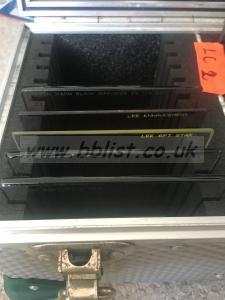 Flightcase of Tiffen Filters - 4x4 100mm, professional