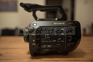 Sony PXW-FS7 4k Camcorder (Low usage) + Extras