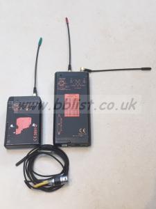 Audio Ltd 2040 Radio Mic Kit - Channel 38