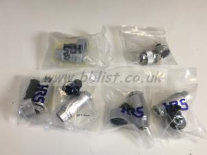 10 pin Hirose Male cable connectors - NEW