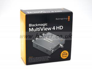 Blackmagic Multiview 4 HD - mint condition
