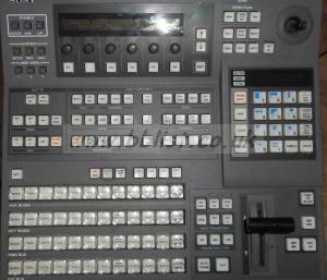 Sony dvs-2000 SD mixer panel