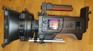 Aja Cion 4k Cinema Production Camera -