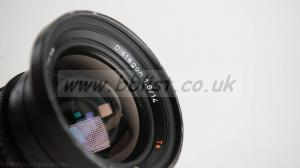 Arri/Carl Zeiss Distagon 18/14 14mm T2 PL-mount lens