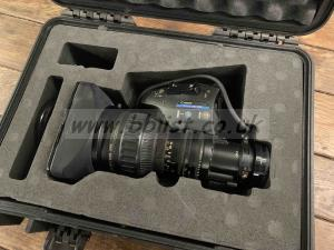 Canon eHDxs HJ17ex7.6 B4 mount lens
