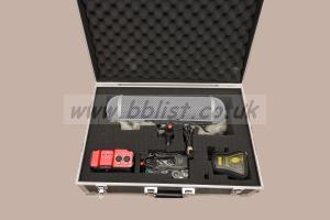 RØDE NTG2 mic Complete Kit inc Rycote shield - Saramonic