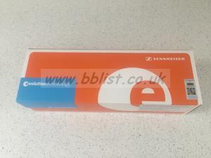 Sennheiser EW 100 G3 plug on transmitter